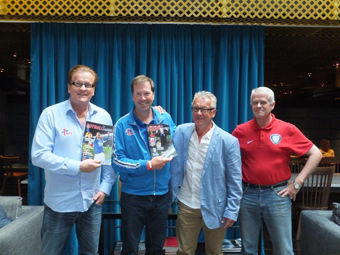 Nordic Associations of Football Coaches meeting 16th of July, at the Clarion Post Hotel in Gothenburg