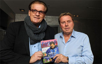 Geson & Harry Redknapp